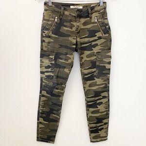 Mavi Jeans Juliette Mid Rise Skinny Cargo